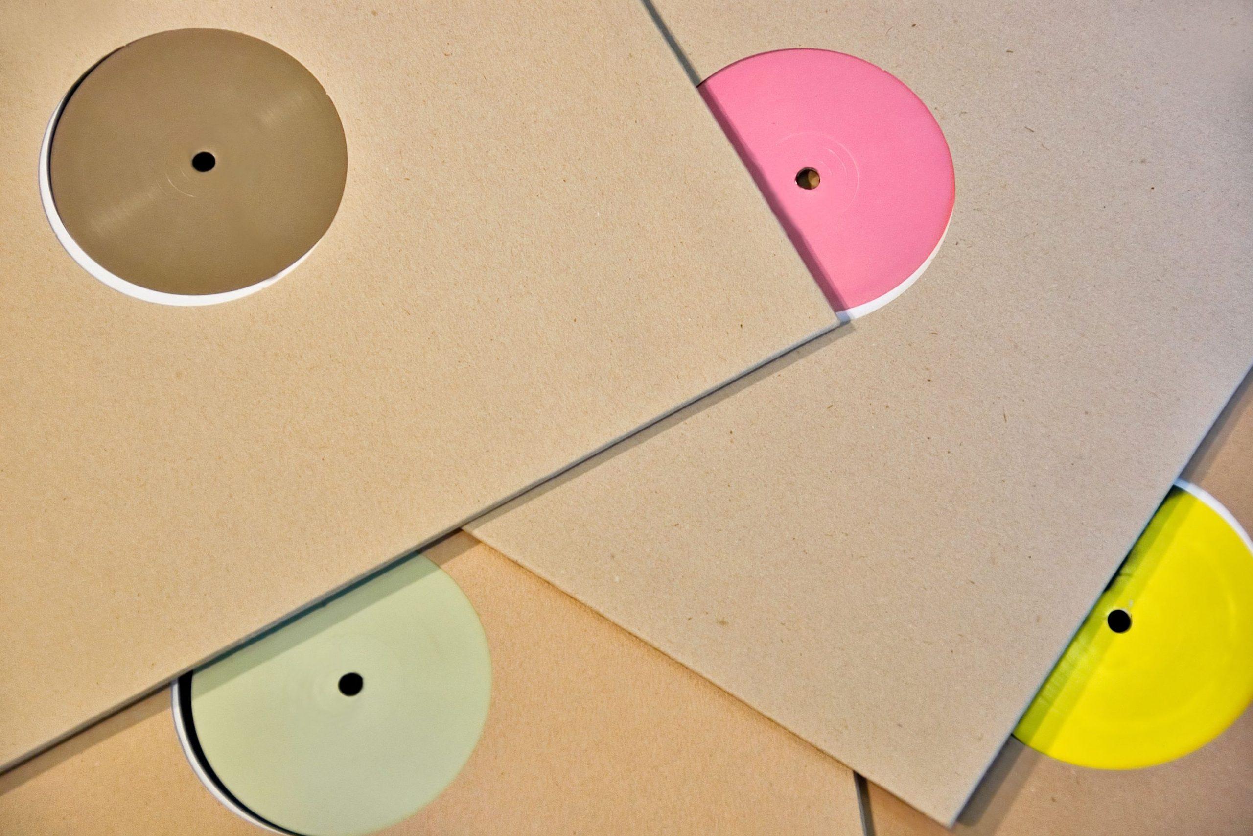 Stampa Copia Privata Vinile Grafica _ Retric Audio Music Publishing